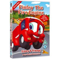 Finley The Fire Engine DVD