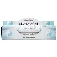 6 Packs of Elements Stress Relief Incense Sticks