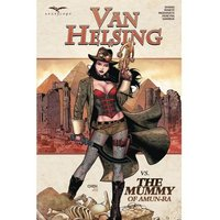 Van Helsing Vs The Mummy Of Amun-Ra