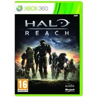 Pre-Owned Halo Reach Game