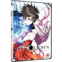 Guilty Crown Series 1 Part 1 Eps 01-11 DVD