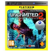 Uncharted 2 Among Thieves Game (Platinum)