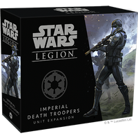 Star Wars Legion: Imperial Death Troopers Unit Expansion Board Game