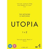 Utopia - Complete Series 1 And 2 DVD