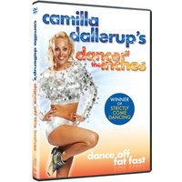 Dance Off The Inches With Camilla Dallerup DVD