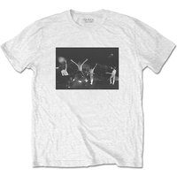 Queen - Crowd Shot Men's Small T-Shirt - White