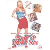 Say It Isn't So DVD