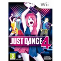 Just Dance 4 Game