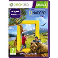 Kinect Nat Geo TV Game