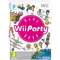 Wii Party Solus Wii Game