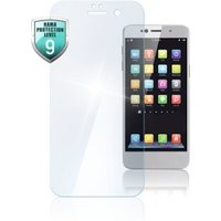 Hama Premium Crystal Glass Real Glass Screen Protector for Huawei Y6 (2017)