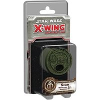 Star Wars X-Wing Scum Maneuver Dial Upgrade Kit Accessory