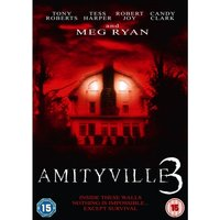 Amityville III - The Demon DVD