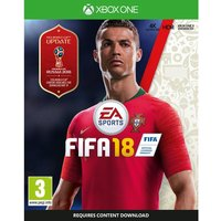 'Fifa 18 Xbox One Game [used]