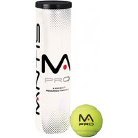 MANTIS Pro Tennis Balls Tube of 4