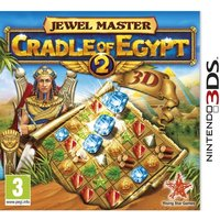 Jewel Master Cradle of Egypt 2 Game 3DS