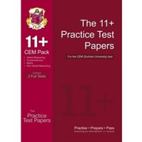 11+ Practice Test Papers for the Cem Test