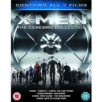 X-Men - The Cerebro Collection Blu-ray