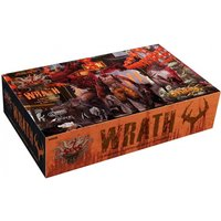 The Others: 7 Sins - Wrath Expansion Board Game