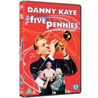 The Five Pennies DVD