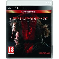 Metal Gear Solid V The Phantom Pain Day One Edition PS3 Game