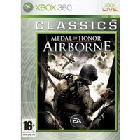 Ex-Display Medal Of Honour Airborne Classic Xbox 360 Game Used - Like New