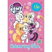 My Little Pony: Colouring Fun : Over 150 stickers!