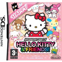 Happy Party With Hello Kitty & Friends Game