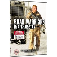 Road Warriors In Afghanistan DVD