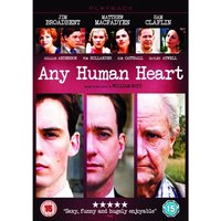 Any Human Heart DVD