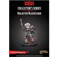 Dungeons & Dragons Collector's Series Dungeon of the Mad Mage Miniature Halaster Blackcloak