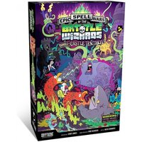 Epic Spell Wars of the Battle Wizards 2 II: Rumble at Castle Tentakill Card Game