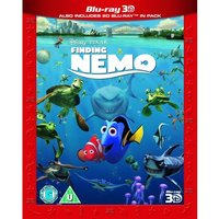 Disney Finding Nemo 3D Blu-ray