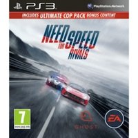 Need for Speed Rivals Limited Edition (Ultimate Cop Pack DLC) Game