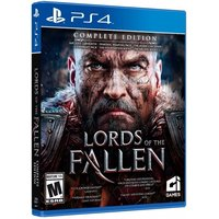 Lords of the Fallen Complete Edition PS4 Game (#)