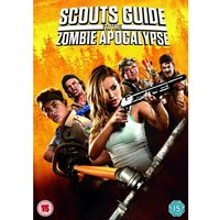 Scouts Guide To The Zombie Apocalypse DVD
