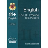 The 11+ English Practice Test Papers: Multiple Choice (for Gl & Other Test Providers)
