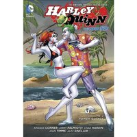 Harley Quinn TP Vol 2 Power Outage The New 52