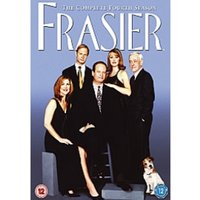 Frasier Series 4 DVD