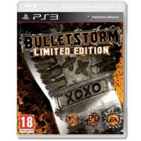 Bulletstorm Limited Edition Game