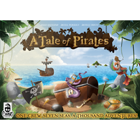 A Tale of Pirates 2nd Edition Board Game