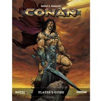 Conan RPG: Conan Player's Guide Board Game
