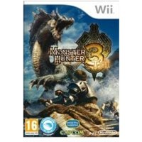 Monster Hunter 3 Tri Solus Game