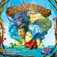 Spirit Island (Core Game) Board Game