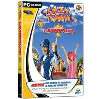 Lazy Town Champions Game