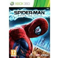 Spider-Man Edge of Time Xbox 360 Game
