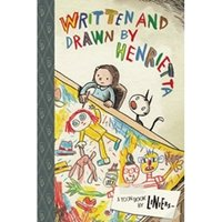 Written and Drawn by Henrietta TOON Level 3 Hardcover