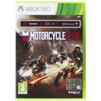 Motorcycle Club Xbox 360 Game