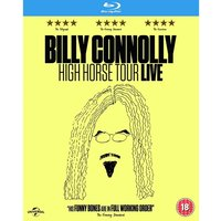 Billy Connolly: High Horse Tour Blu-ray