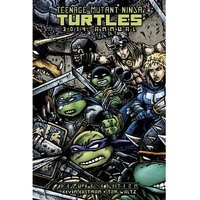 Teenage Mutant Ninja Turtles 2014 Annual Deluxe Edition Hardcover
